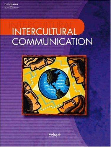 Intercultural Communication 9780538727945