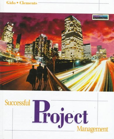 Intro to Project Management 1e 9780538881524
