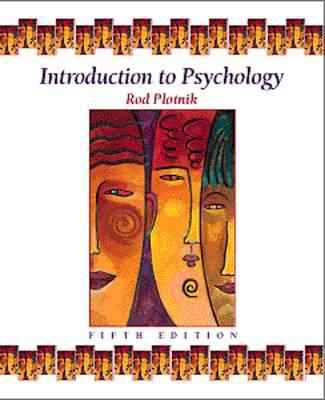 Intro to Psychology 9780534356118