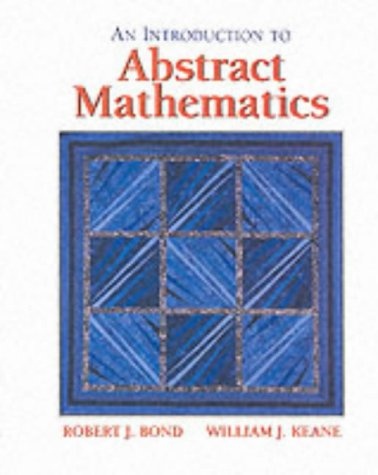 Introduction to Abstract Mathematics 9780534950507