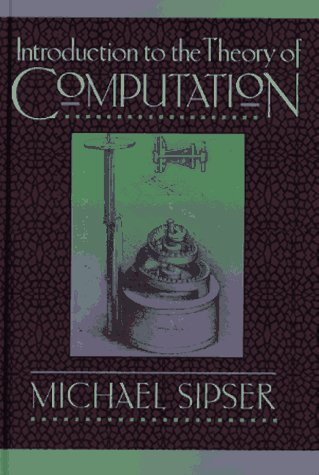 Introduction to the Theory of Computation 9780534947286