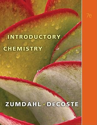 Introductory Chemistry 9780538736381