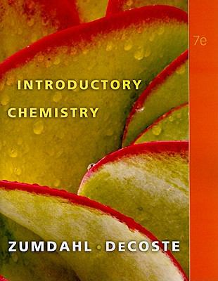 Introductory Chemistry 9780538736398