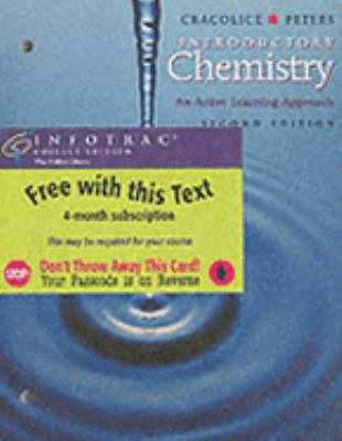 Introductory Chemistry: An Active Learning Approach (Paperbound Version with CD-ROM and Infotrac) 9780534406806