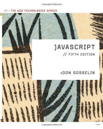 JavaScript 9780538748872