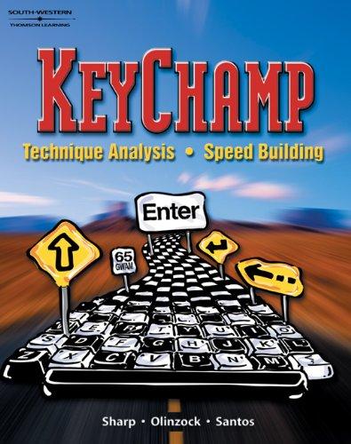 Keychamp 2.0 9780538433921