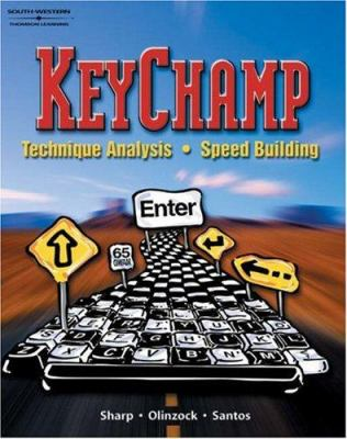 Keychamp [With CDROM] 9780538433907