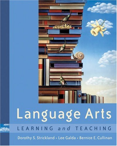 Language Arts: Learning and Teaching [With CDROM and Infotrac] 9780534567460