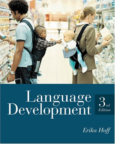Language Development 9780534641702