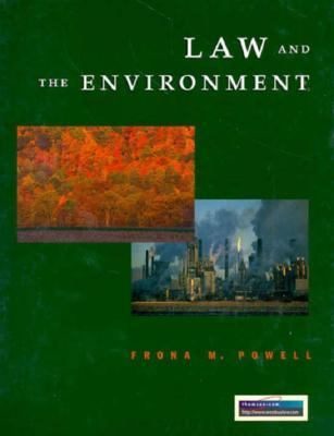 Law and the Environment 9780538878746