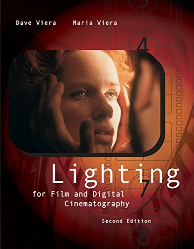 Lighting for Film and Digital Cinematography (with Infotrac) [With Infotrac] 9780534264987
