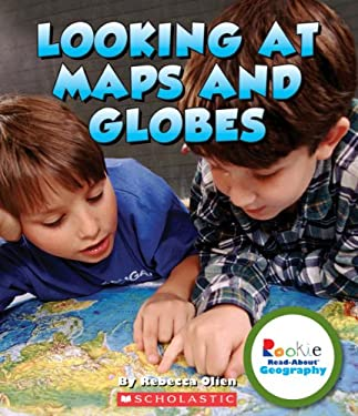 Looking at Maps and Globes 9780531289648