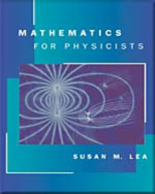 Mathematics for Physicists 9780534379971