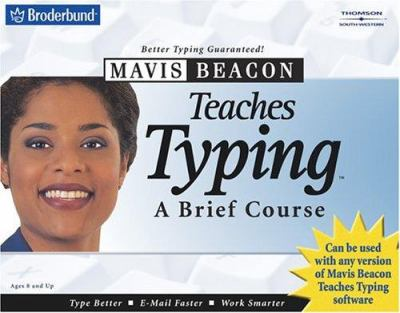 Mavis Beacon Teaches Typing: A Brief Course 9780538437431