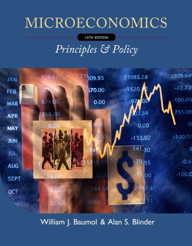 Microeconomics: Principles & Policy 9780538453622
