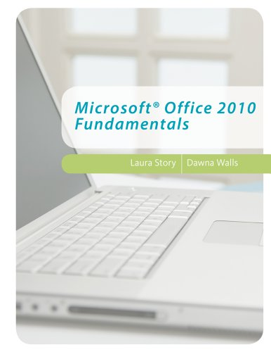 Microsoft Office 2010 Fundamentals 9780538472463