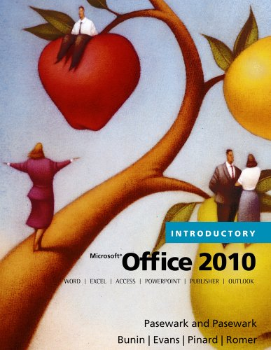 Microsoft Office 2010, Introductory 9780538475396