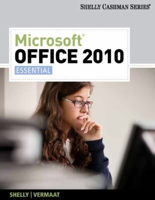 Microsoft Office 2010 Essential 9780538748704