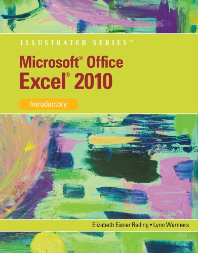 Microsoft Office Excel 2010: Introductory 9780538749299