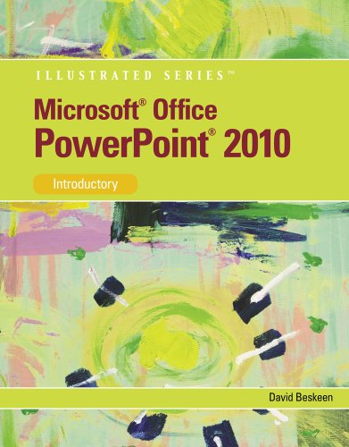 Microsoft PowerPoint 2010: Illustrated Introductory 9780538747165