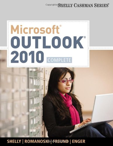 Microsoft Outlook 2010: Complete 9780538475303