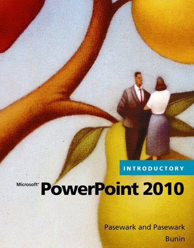 Microsoft PowerPoint 2010 Introductory 9780538475198