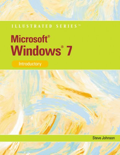 Microsoft Windows 7: Introductory 9780538749053