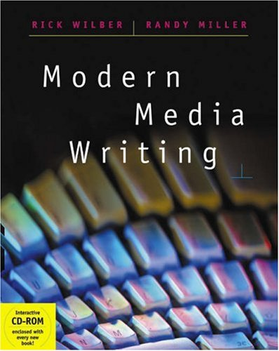 Modern Media Writing [With CDROMWith Infotrac College Edition] 9780534520472