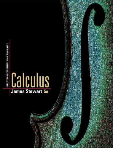 Multivariable Calculus: Early Transcendentals (with Tools for Enriching Calculus, Video CD-ROM, Ilrn Homework, and Personal Tutor) [With CDROM] 9780534417789
