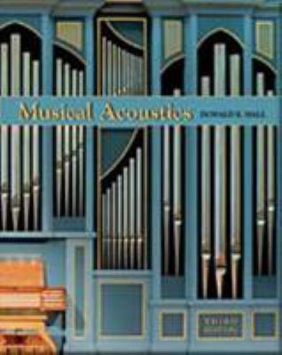 Musical Acoustics 9780534377281