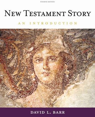 New Testament Story: An Introduction 9780534627485