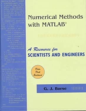 Numerical Methods with MATLAB 9780534938222