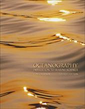 Oceanography: An Invitation to Marine Science [With CDROM and Infotrac]
