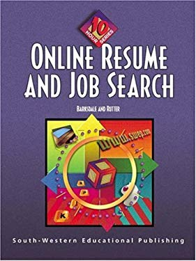 Online Resume and Job Search [With CDROM] 9780538695237