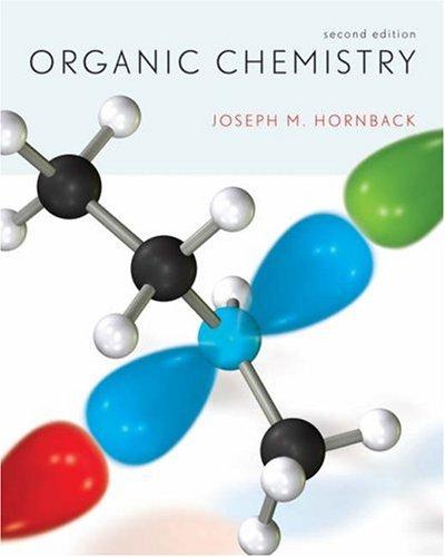 Organic Chemistry 9780534389512