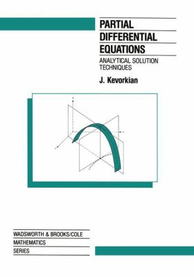 Partial Differential Equations: Analytical Solution Techniques 9780534122164