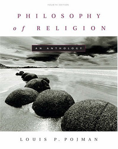 Philosophy of Religion: An Anthology 9780534543648