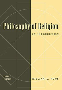 Philosophy of Religion: An Introduction 9780534574253