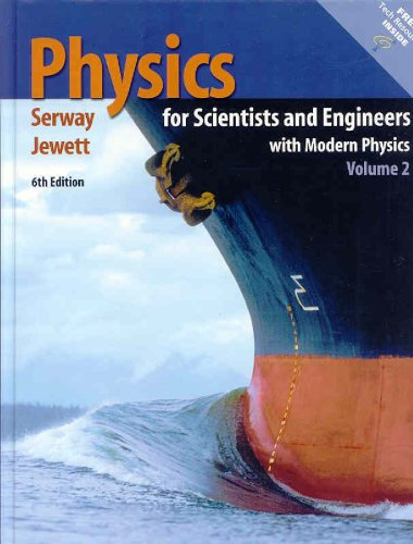 Physics for Scientists and Engineers - 6th Edition