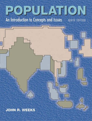 Population: An Introduction to Concepts and Issues 9780534627690
