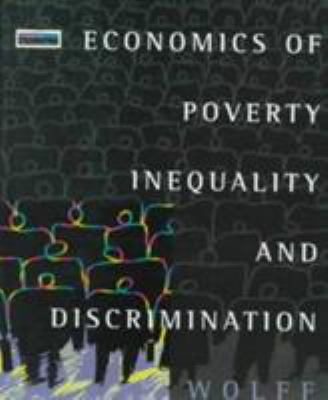 Poverty, Inequality and Discrimination 9780538845809