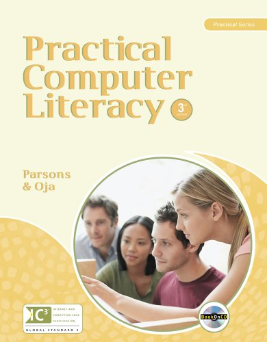 Practical Computer Literacy: Internet and Computing Core Certification [With CDROM] 9780538742153