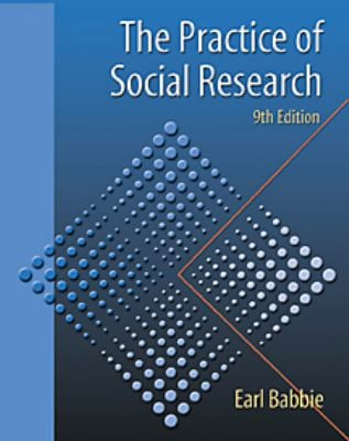 Practice of Social Research (Non Info Trac Version) 9780534574918