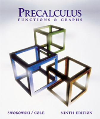 Precalculus: Functions and Graphs 9780534377571