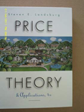 Price Theory and Applications 9780538882064
