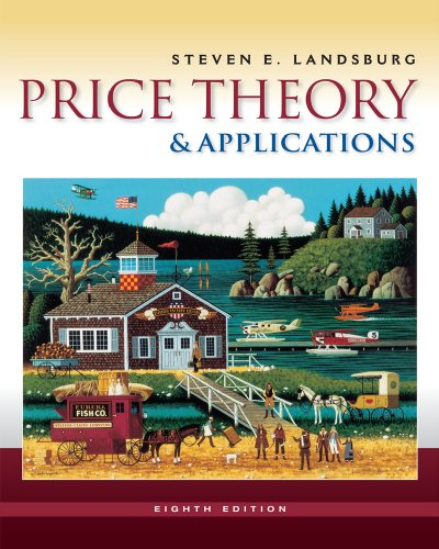 Price Theory and Applications (with Economic Applications, Infotrac 2-Semester Printed Access Card) 9780538746458