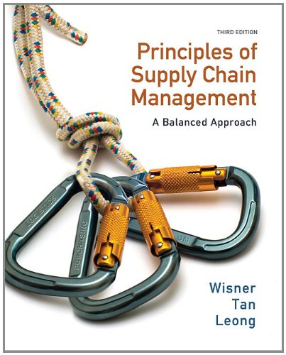 Principles of Supply Chain Management: A Balanced Approach [With Access Code] 9780538475488