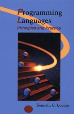Programming Languages: Principles and Practice 9780534932770