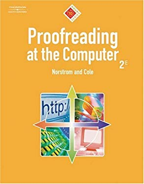 Proofreading at the Computer, 10-Hour Series 9780538973571