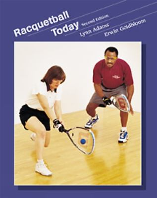 Racquetball Today 9780534552343